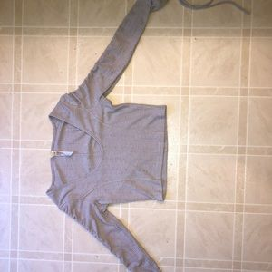 FREE PEOPLE THERMAL CROP size small